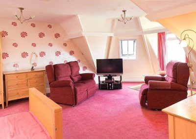 Bristol Care Homes Glebe House Almondsbury BS32 bedroom 2