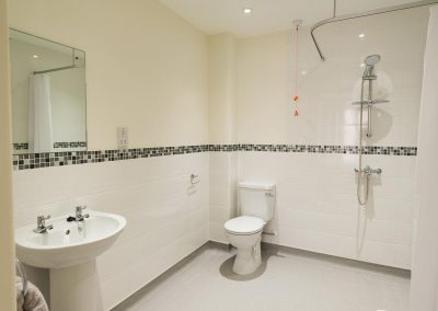 Bristol Care Homes Quarry House Fishponds BS16 bathroom