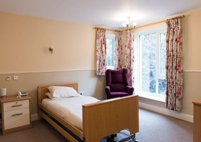 Bristol Care Homes Quarry House Fishponds BS16 bedroom 5