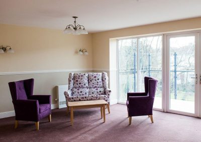 Bristol Care Homes Quarry House Fishponds BS16 Lounge