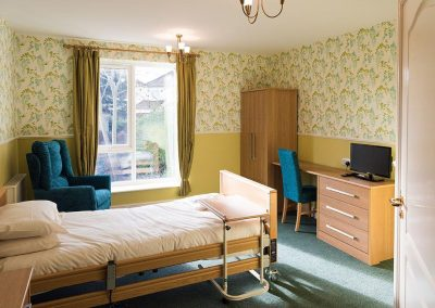 Bristol Care Homes Quarry House Fishponds BS16 Bedroom 3