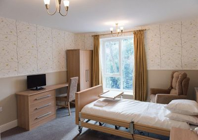 Bristol Care Homes Quarry House Fishponds BS16 Bedroom 2
