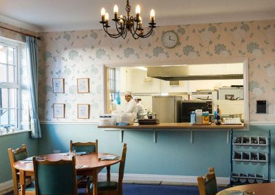 Bristol Care Homes Beech House Thornbury BS35 kitchen