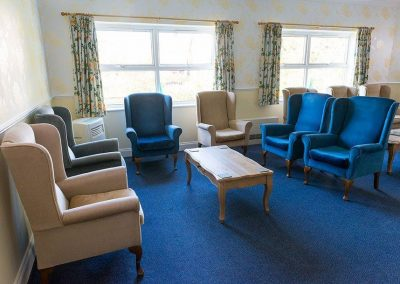 Bristol Care Homes Field House Horfield BS7 lounge