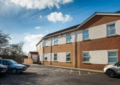 Bristol Care Homes Field House Horfield BS7 Exterior