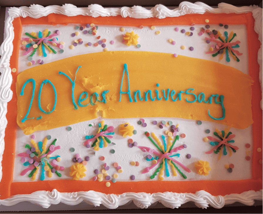 Beech House Nursing Home Thornbury 20-years celebration